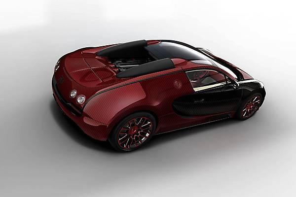 bugatti veyron grand sport vitesse la finale 2015 le auto pi belle. Black Bedroom Furniture Sets. Home Design Ideas